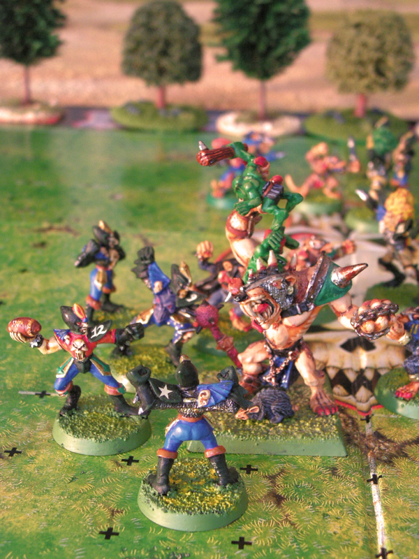 Un Match de Blood Bowl