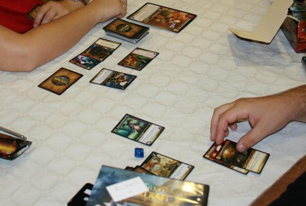Les Jeux de Cartes à Collectionner
