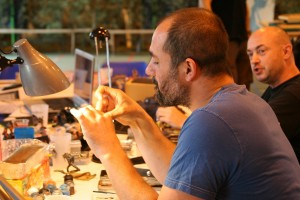 Festival du Jeu RPGers 2015-Album Élise LEMAI-Peinture-22 aout 2015 rpgers (95)